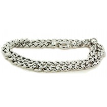 Platinum Link Chain. View Chains and Bracelets.