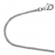 Platinum Berry Fancy Chain Bracelet. View Chains and Bracelets